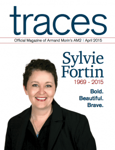 Sylvie Fortin Traces